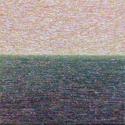 Kim Duck Yong, 'Ocean Rhapsody (1551027-1)', 2020