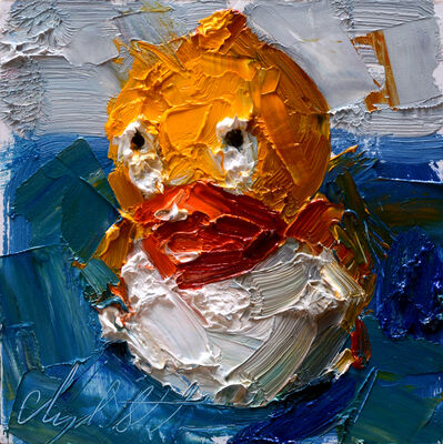Clyde Steadman, 'The Right Honorable R. Duck II', 2018