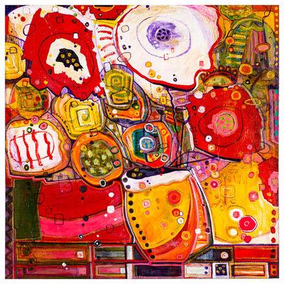 Rae Heint, 'Taipei Flowers ', 2015