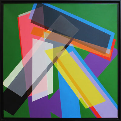 Nicolas Dubreuille, 'Sans Titre (Ref 126)', 2017