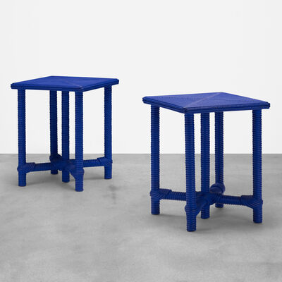 Christian Astuguevieille, 'Afribaka tables, pair', 2013