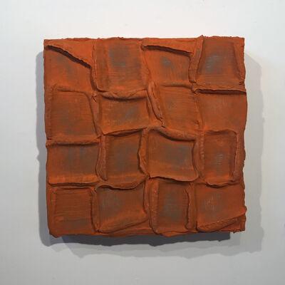 Harmen van der Tuin, 'Gold orange', 2019-23