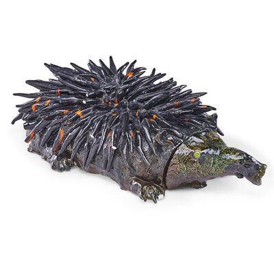 David Gilhooly, 'Untitled sculpture (Porcupine), California', 1970
