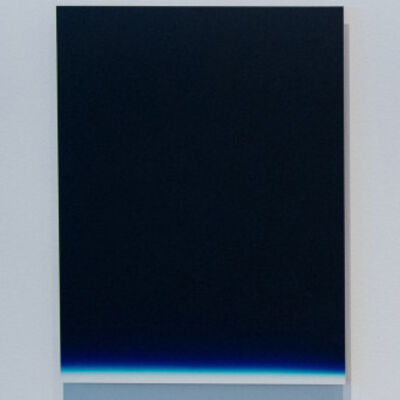 Erika Blumenfeld, 'Fractions of Light & Time: October 23, 2008 7:17PM (Marfa, TX)', 2008
