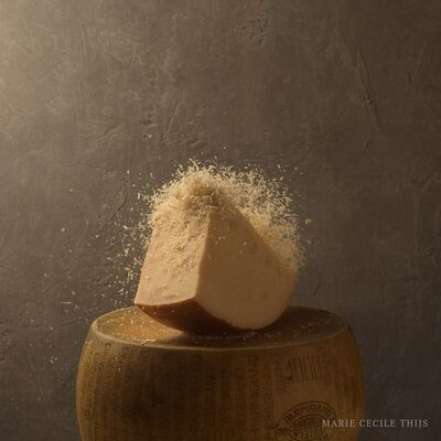 Marie Cecile Thijs, 'Parmesan Cheese', 2017