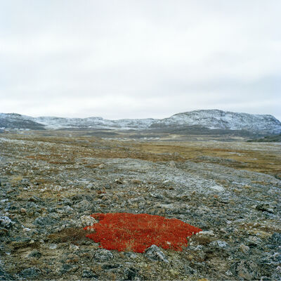 Eamon Mac Mahon, 'Red Red Spot, Cape Dorset', 2011