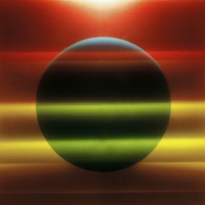 Marinella Pirelli, 'Meteora Trasparente (doppio arcobaleno) [Transparent Meteor (Double rainbow)]', 1970-1972