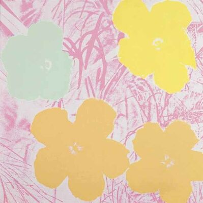 Andy Warhol, 'Flowers II.70', 1970