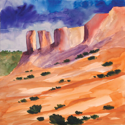 Elaine Holien, 'Ghost Ranch Encantado 12', 2013