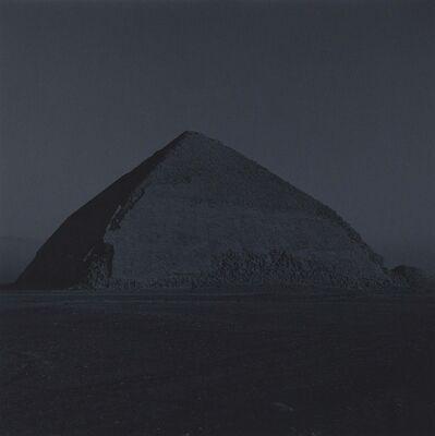 Lynn Davis, 'Bent Pyramid, Dashur, Cairo, Egypt', 1997