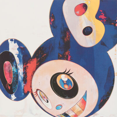 Takashi Murakami, ' And Then And Then And Then HELLO', 2008