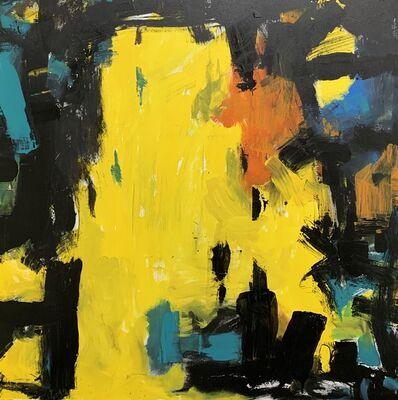 Karlo Andrei Ibarra, 'Abstracción #4', 2019