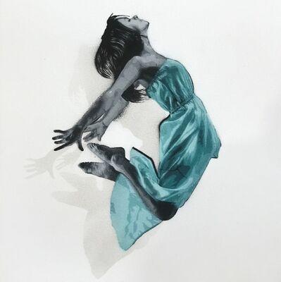 Snik, 'Daylight Blue', 2017