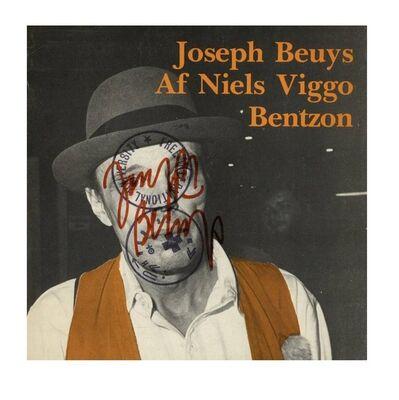 "Joseph Beuys, '""Joseph Beuys-Af Niels Viggo Benzton"", 1979, SIGNED Catalogue', 1979"