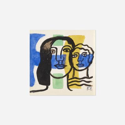 Fernand Léger, 'La mère et l'enfant'
