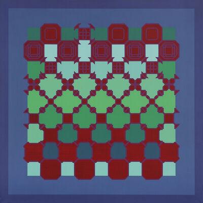Jonas Balsaitis, 'Pattern in Calculus', 1969