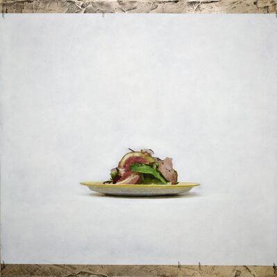 Daiya Yamamoto, 'Smoked ham and fig salad', 2019