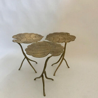 Franck Evennou, 'Taro Set of Three Nesting Tables', 2018