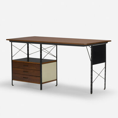 Charles and Ray Eames, 'ESU desk', 1950