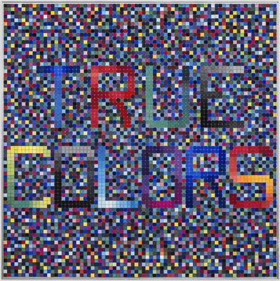 Rachel Lachowicz, 'True Colors', 2013