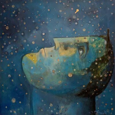 Orlando Agudelo Botero, 'LA BUSQUEDA, BENEVOLENCIA DE LOS CIELOS (Quest - Benevolence From The Heavens)', 2019