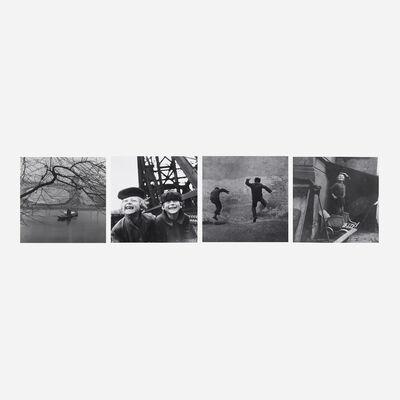 Dagmar Hochova, 'Untitled (four works)', 1947-1960