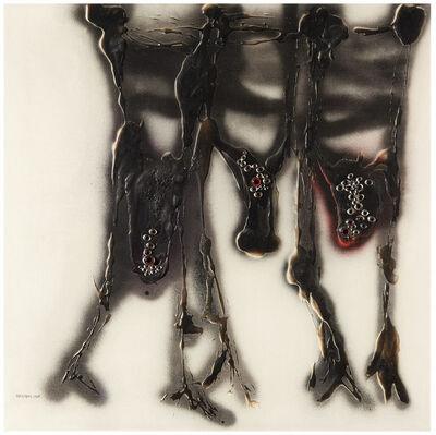 Carol Rama, 'Perdonami le congiunzioni', 1969