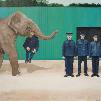 Cantabella, 'Enlisted Man', 2012