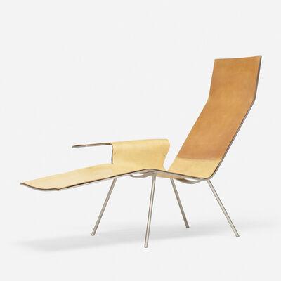 Maarten van Severen, 'Leather Lounge Chair 04', 2004