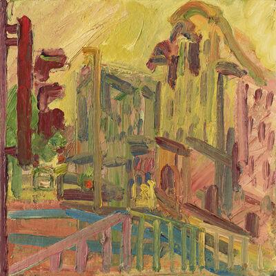Frank Auerbach, ''Koko' Mornington Crescent', 2006