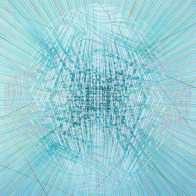 Ji Keun Wook, 'Cohesive Sphere 0030', 2019