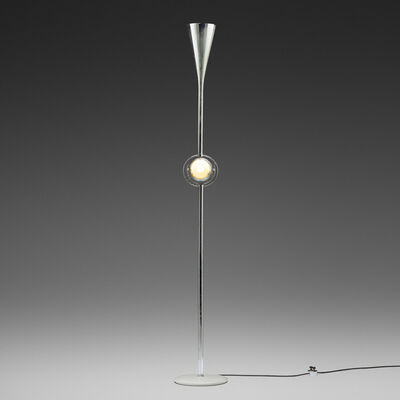 Angelo Lelii, 'floor lamp, model 12555', c. 1956