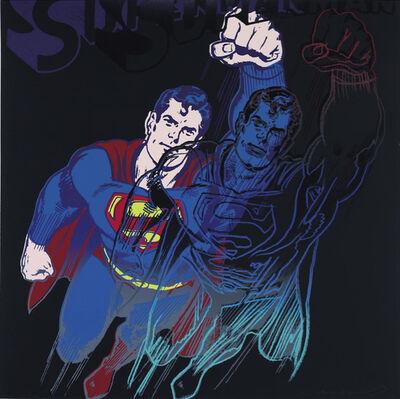 Andy Warhol, 'Superman (F. & S. II 260)', 1981