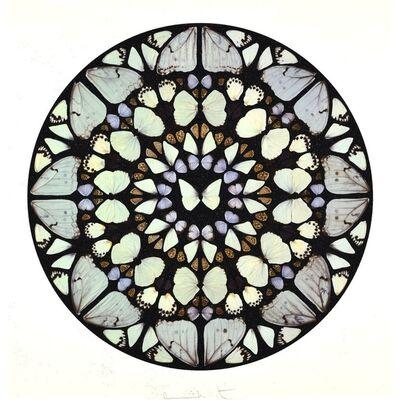 Damien Hirst, 'Psalm: Benedictus Dominus (with Diamond Dust)', 2009