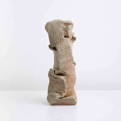 Shozo Michikawa, 'Natural Ash Sculptural Form', 2015