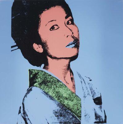 Andy Warhol, 'Kimiko II.237', 1981