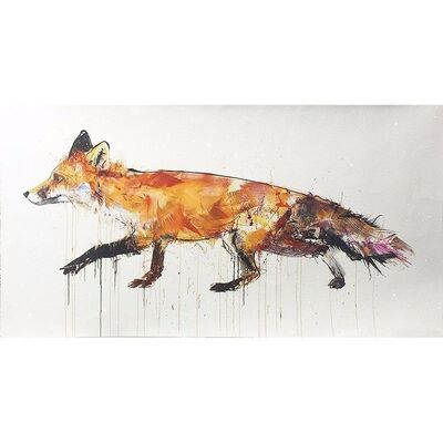Dave White, 'Fox II', 2017