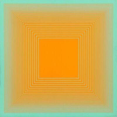 Richard Anuszkiewicz, 'Spectral 9G', 1969