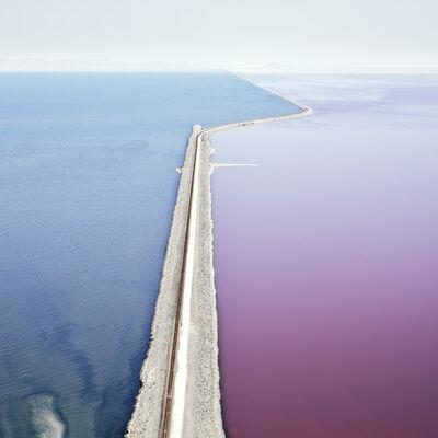 David Burdeny, 'Photosynthetic 2 Great Salt Lake', 2021