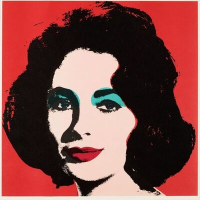 Andy Warhol, 'Liz [II.7]', 1964