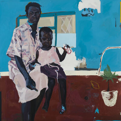 Kudzanai-Violet Hwami, 'Sisi neMwana', 2017