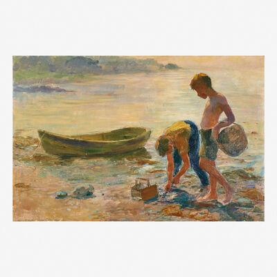 Adam Emory Albright, 'Clam Diggers', 1941
