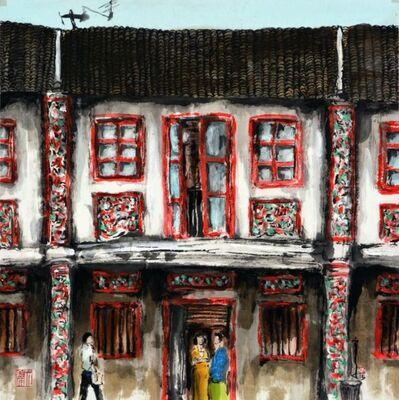 Ling Yang Chang, 'Old Town New City'