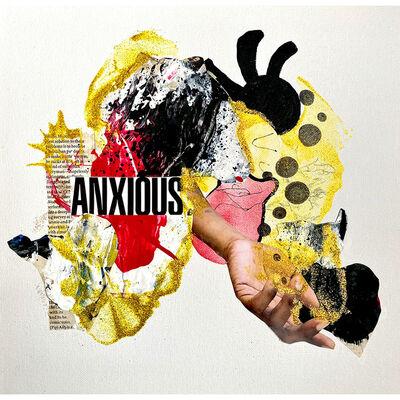 Philip Cherry, 'anxious', 2020