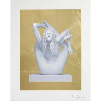 Marc Quinn, 'Sphinx (gold leaf)', 2011
