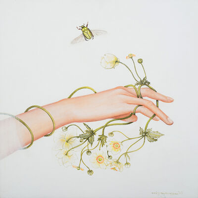 Corinne Boureau, 'Tender madness', 2016