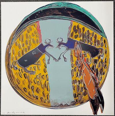 "Andy Warhol, '""THE SHIELD""', 1986"