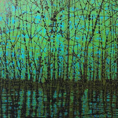 Eve Stockton, 'Woodland Landscape VIII (L) - var. 5', 2020