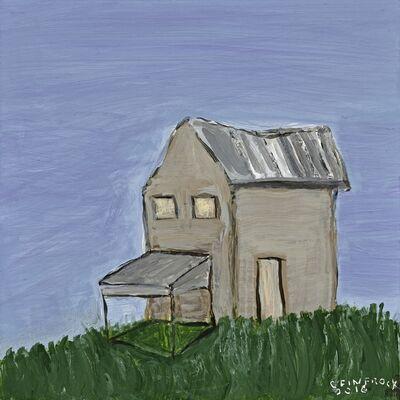 Cheryl Finfrock, 'Purple House', 2016