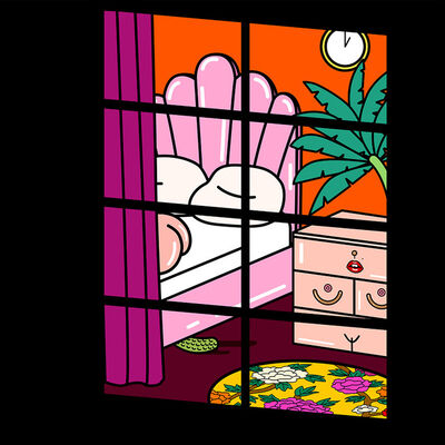 claudia chanhoi, 'Quarantine Lover', 2020